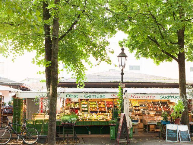 Elisabethmarkt, Foto: Photopraline
