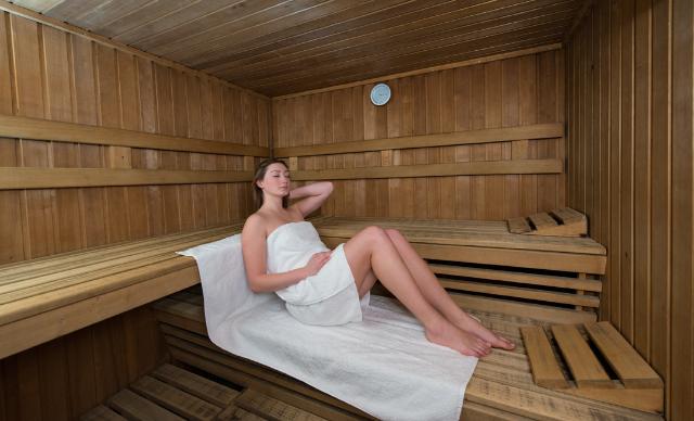 Sauna New Orly, Foto: Daniel Schvarcz