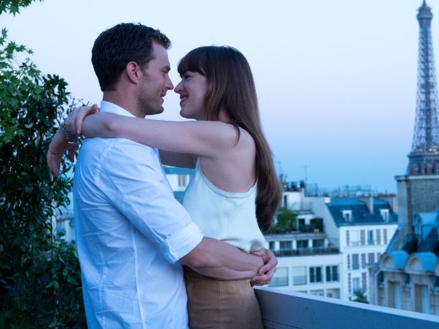 "Szene aus dem Film ""Fifty Shades of Grey 3 – Befreite Lust"", Foto: Universal Pictures"