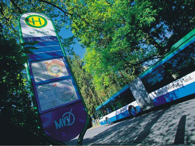 Timetables, Foto: MVV GmbH