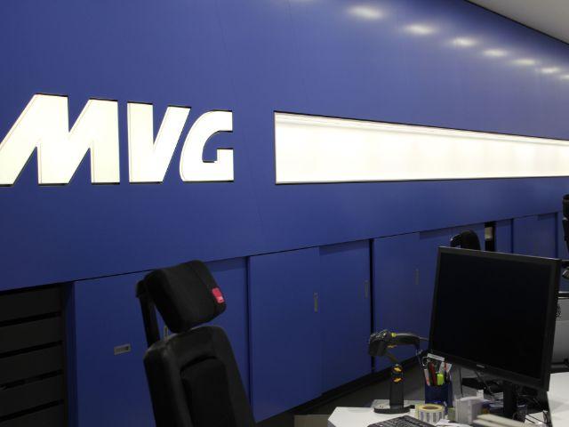 MVG Kundencenter am Hauptbahnhof, Foto: MVG
