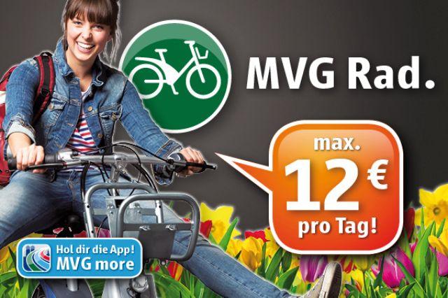 MVG Rad, Foto: MVG