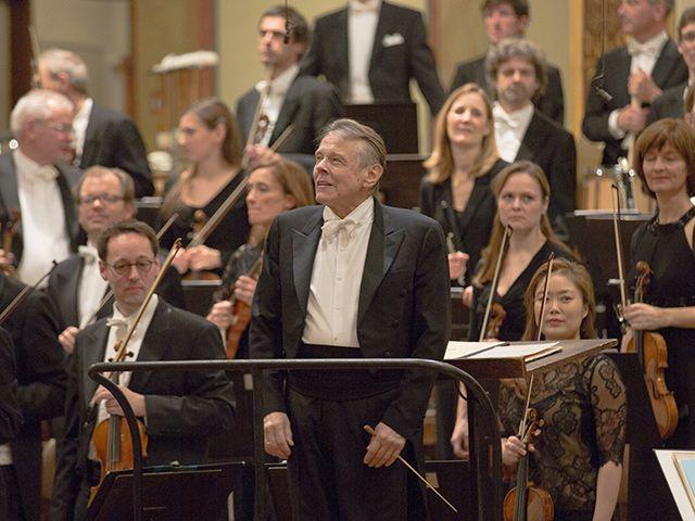 Dirigent, Jansons, Symphonieorchester des Bayerischen Rundfunks, Foto: BRmedia Service GmbH