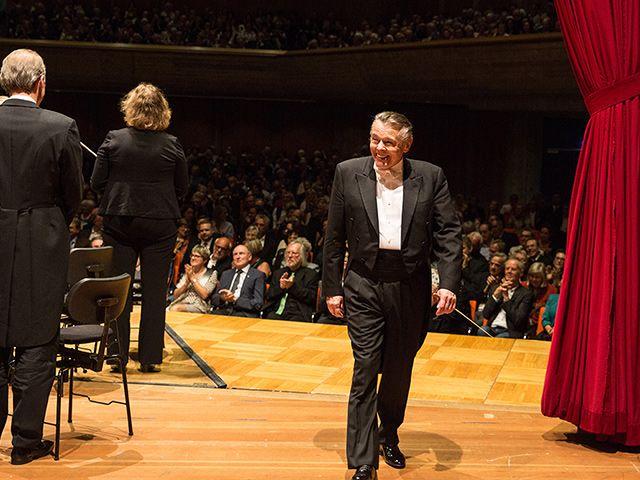 Dirigent, Symphonieorchester des Bayerischen Rundfunks , Mariss Jansons , Foto: BRmedia Service GmbH