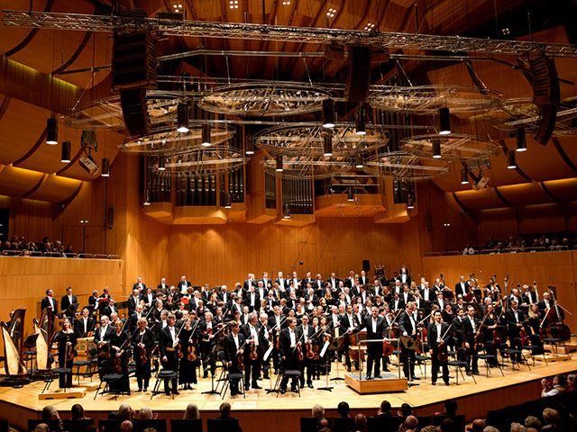 Symphonieorchester des Bayerischen Rundfunks, Philharmonie, Foto: BRmedia Service GmbH