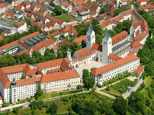 Luftbildaufnahme, Foto: Hajo Dietz