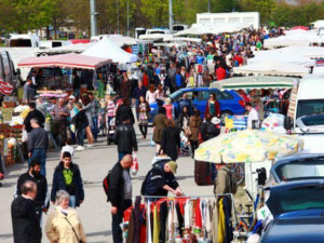 , Foto: Flohmarkt Riem