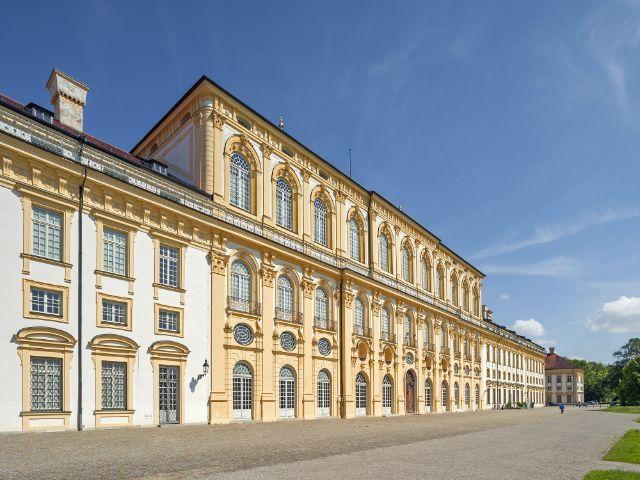 Schloss Schleißheim, Foto: Zyankarlo / Shutterstock.com