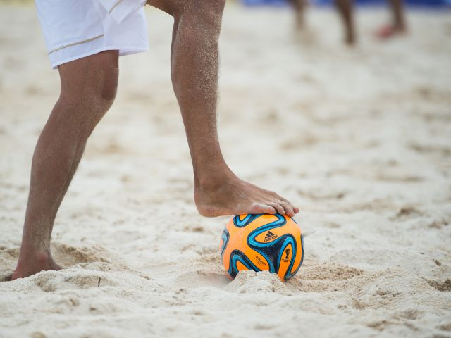Beachsoccer, Foto: mooinblack / Shutterstock.com