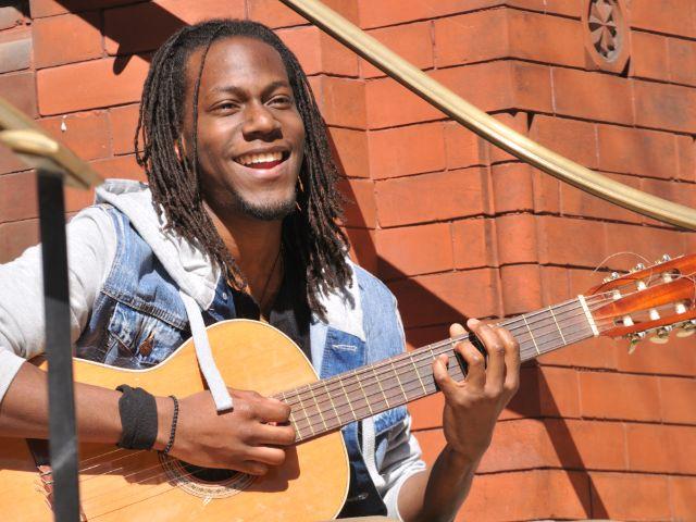 Reggae-Musiker