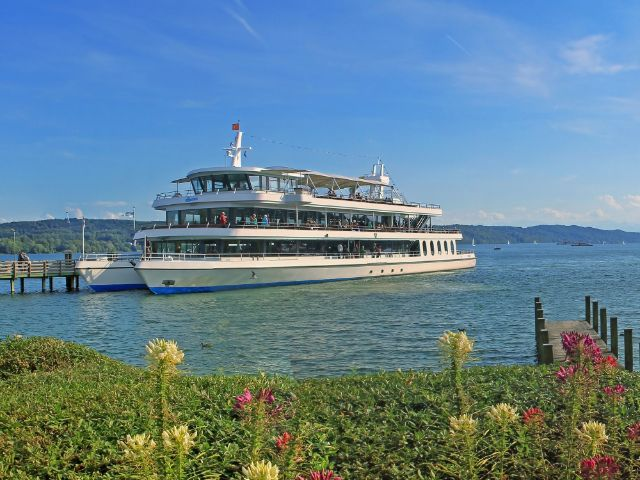 Schiff am Starnberger See, Foto: SusaZoom/Shutterstock.com