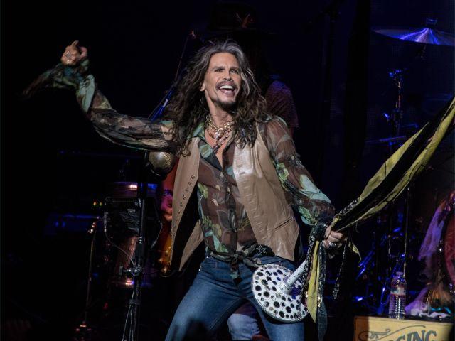 Aerosmith-Frontmann Steven Tyler