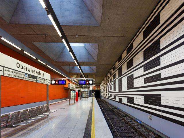 U-Bahnhof Oberwiesenfeld