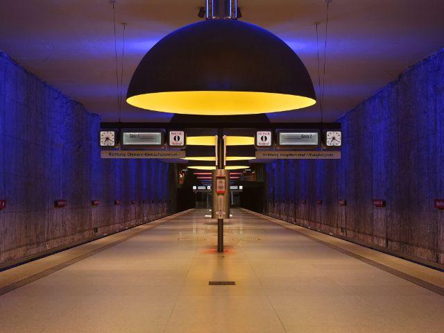 U-Bahnhof Westfriedhof