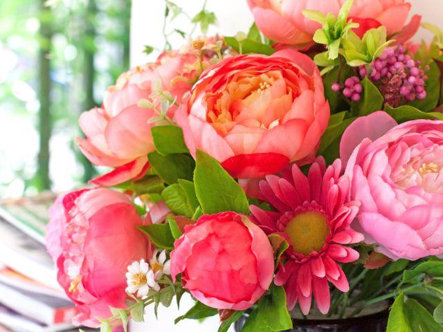 Blumenstrauß, Foto: 315 studio / Shutterstock