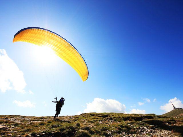 Drachenflieger, Foto: Rechitan Sorin / Shutterstock