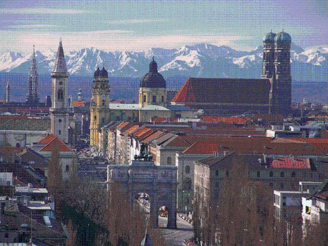 Highlight Tours Munich, Foto: München Tourismusamt