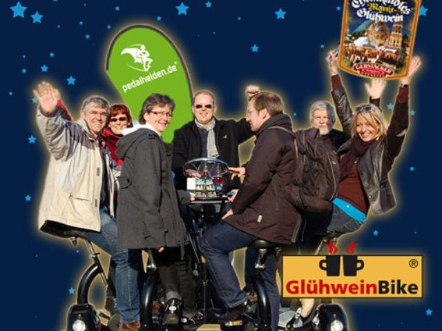 Glühwein-Bike-Touren der Pedalhelden, Foto: Pedalhelden