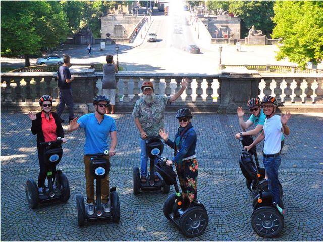 City Segway Tours, Foto: City Segway Tours