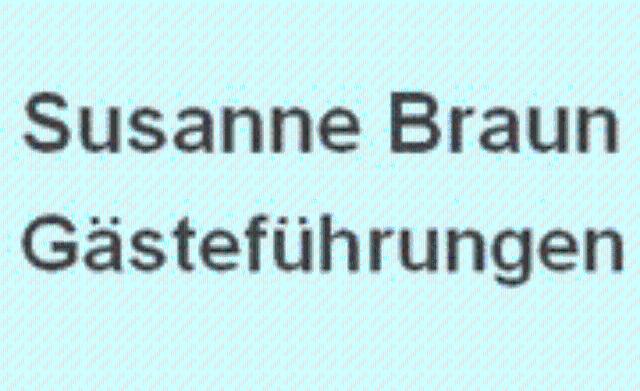 Susanne Braun Gästeführungen München