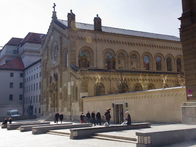 Allerheiligen Hofkirche der Residenz, Foto: Katy Spichal