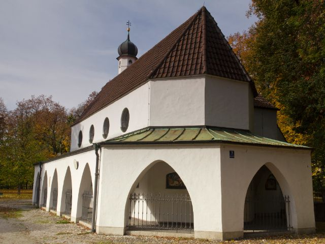 Sankt Nikolai amGasteig, Foto: Katy Spichal