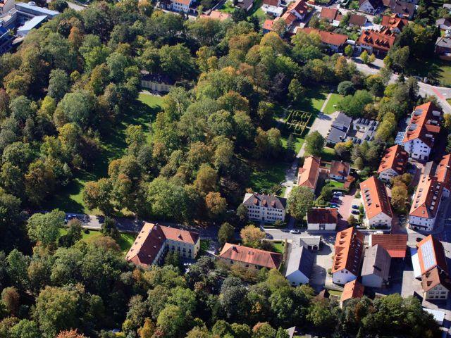 Schlosspark Ismaning, Foto: Klaus Leidorf/Schlossmusuem Ismaning