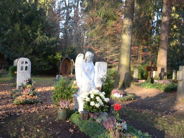 Der Waldfriedhof Solln