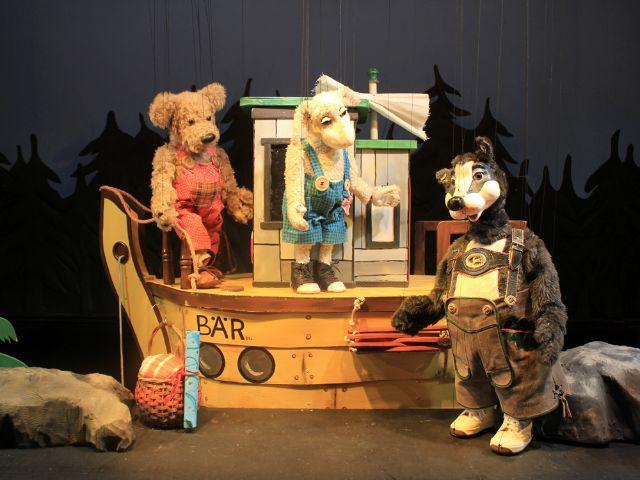Münchner Marionettentheater, Foto: Münchner Marionettentheater