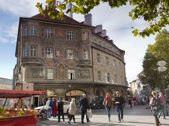 Ruffinihaus in der Sendlinger Straße