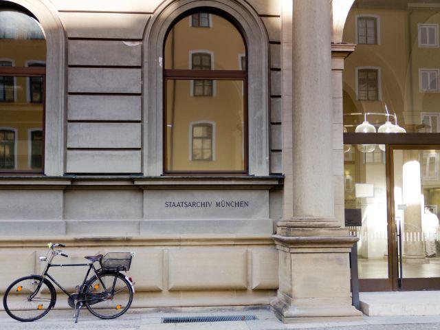 Staatsarchiv München, Foto: Katy Spichal