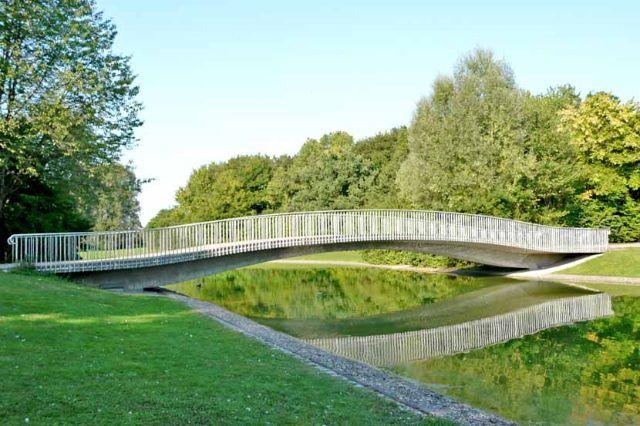 Ostpark Brücke