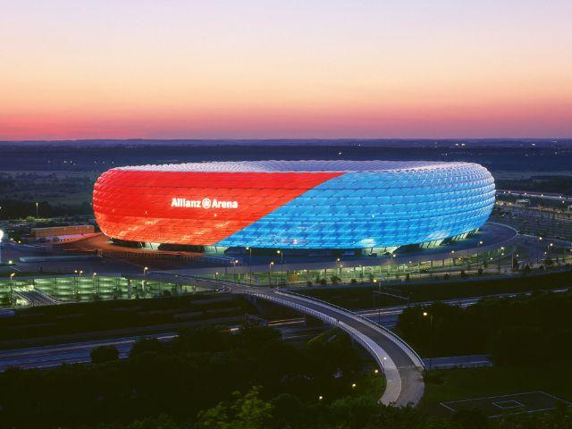 Allianz Arena München, Foto: Allianz Arena/B. Daucke