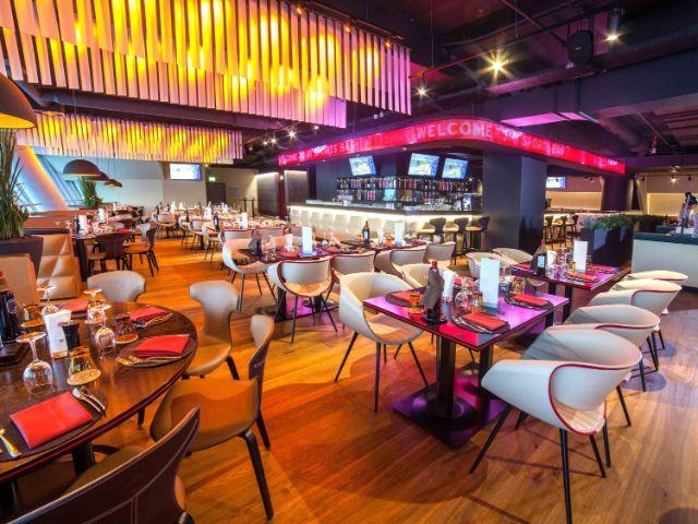 Lounge, Foto: Allianz Arena