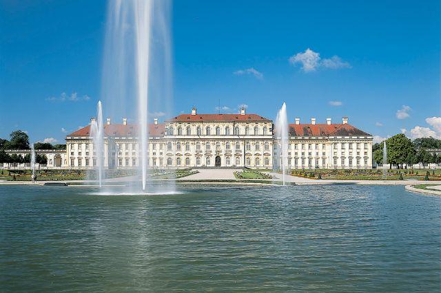 Schloss Schleissheim, Foto: Bayerische Schlösserverwaltung - www.schloesser.bayern.de