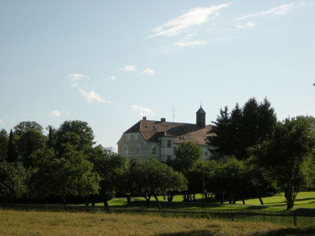 Burg Warnberg in München-Solln, Foto: Martin Göhring