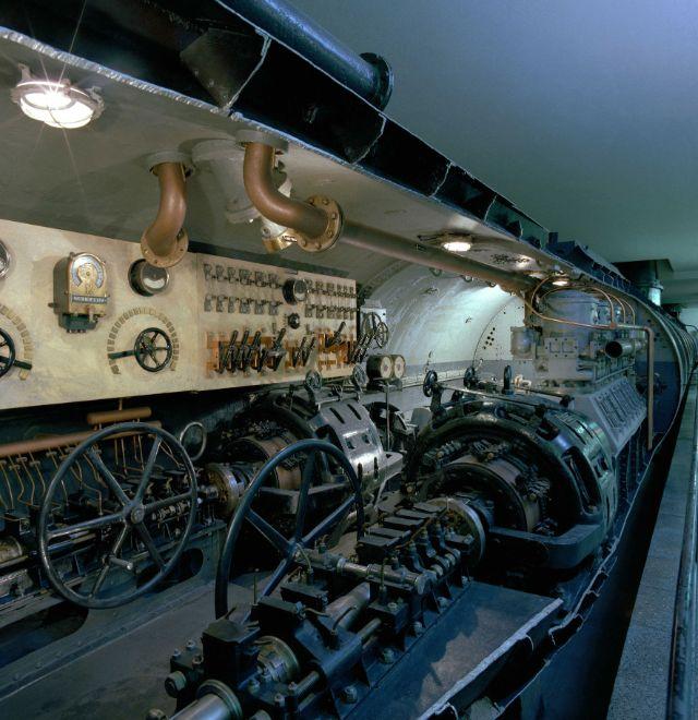 Deutsches Museum U1, Foto: Deutsches Museum
