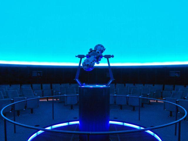 Planetarium im Deutschen Museum, Foto: Deutsches Museum
