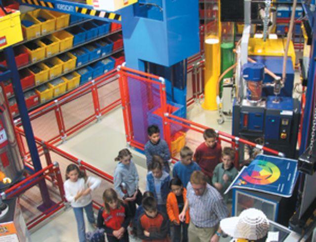 Legoland Fabrik, Foto: LEGOLAND® Deutschland