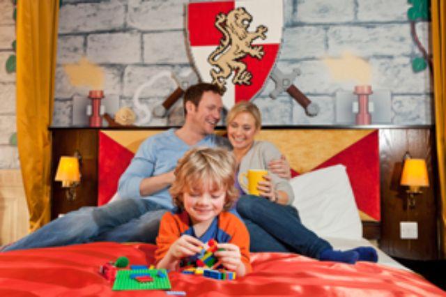 Legoland Feriendorf, Foto: LEGOLAND® Deutschland