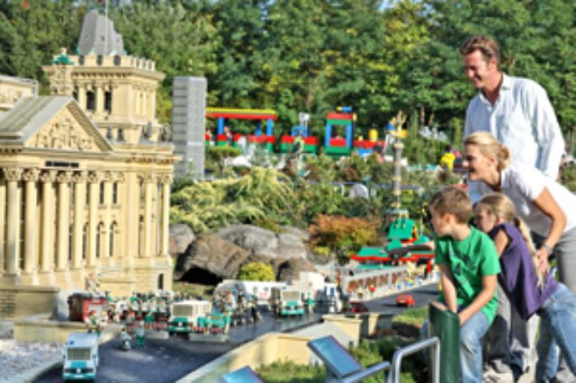Legoland Miniland, Foto: LEGOLAND Deutschland