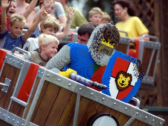 Legoland Land der Ritter, Foto: LEGOLAND® Deutschland