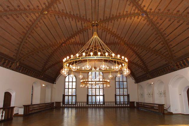 Altes Rathaus großer Saal, Foto: Stadt München