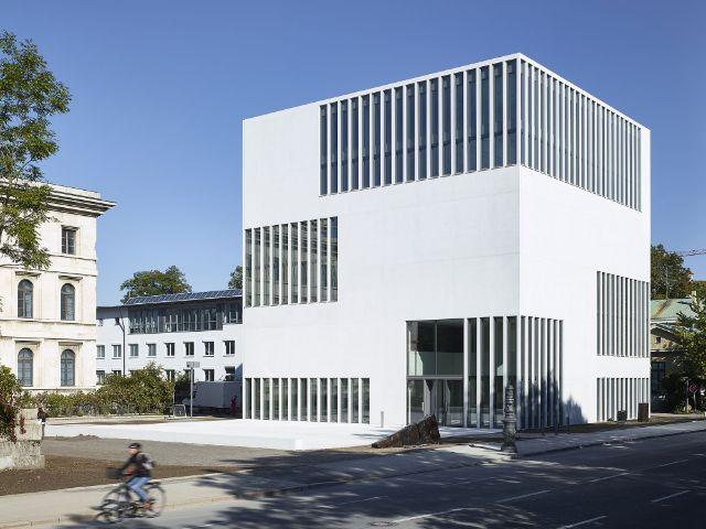 NS-Dokumentationszentrum in München - Ansicht von Südwesten