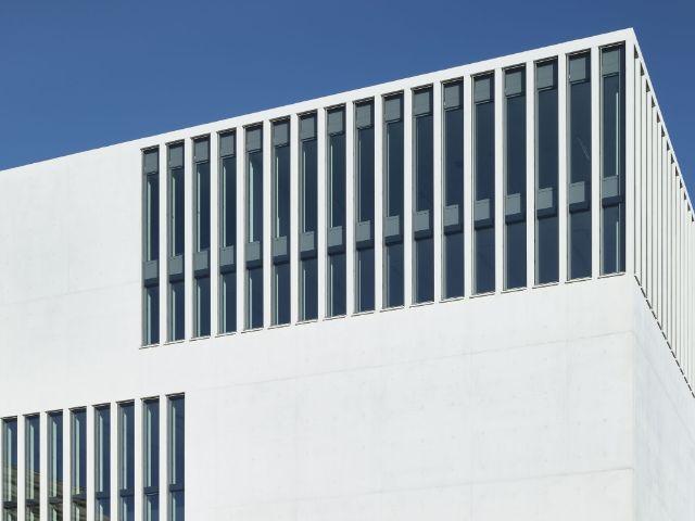 NS-Dokumentationszentrum in München - Fassadendetail, Foto: Jens Weber