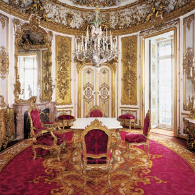 Schloss Linderhof, Foto: Bayerische Schlösserverwaltung - www.schloesser.bayern.de