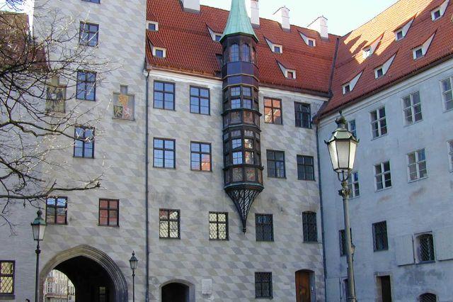 Alter Hof Münhchen