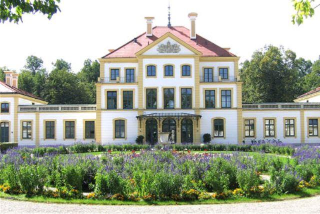 Schloss Fürstenried, Foto: Rufus46