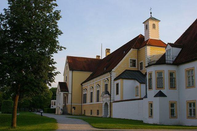 Altes Schloss Schleißheim, Foto: Klaus F.