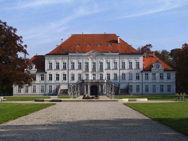 Schloss Haimhausen, Foto: Gras-Ober (Wikipedia)